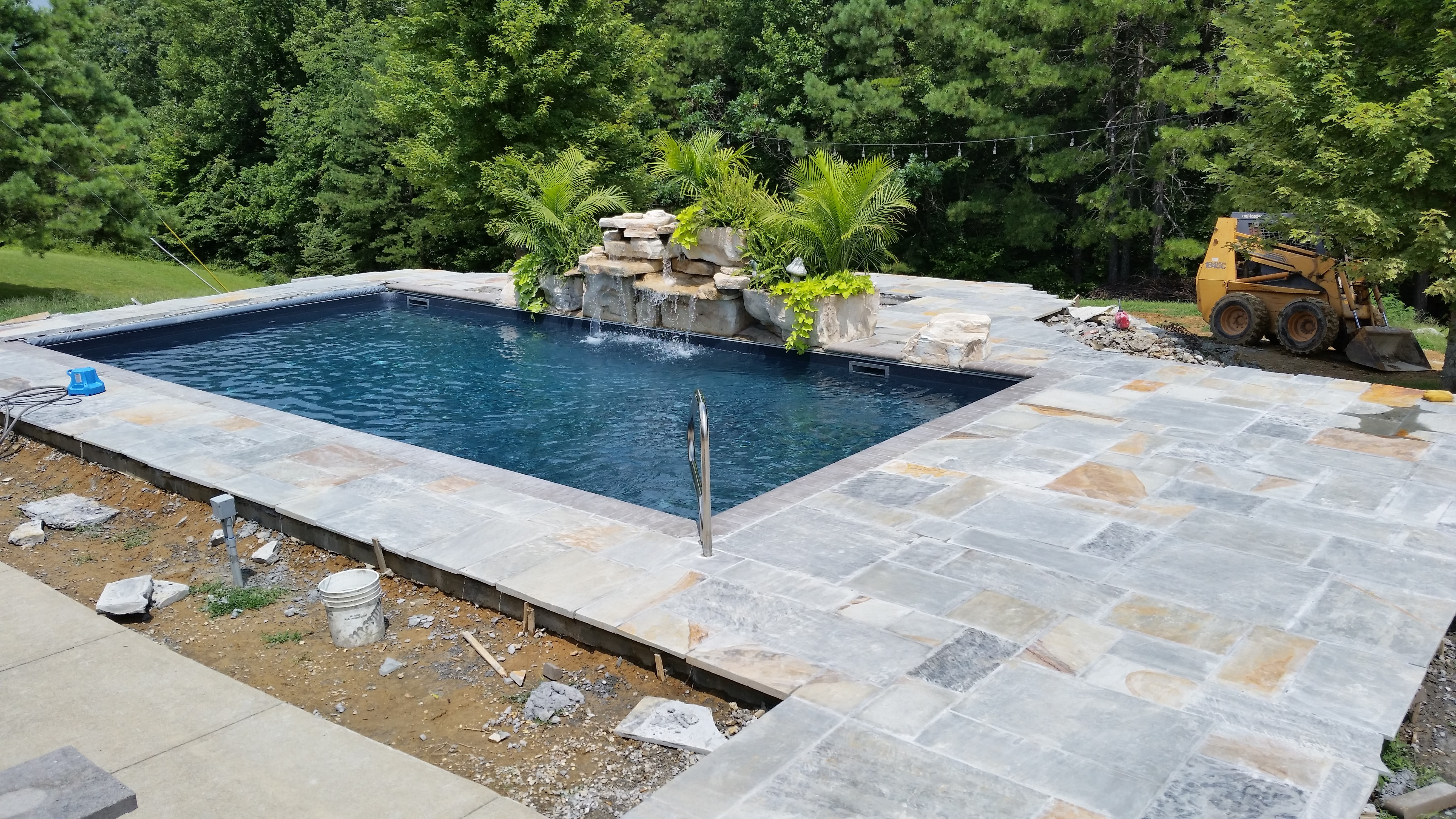 Traditional in ground pools minks outdoor professionals oak nationally certified pool builders 1betcityfo Images