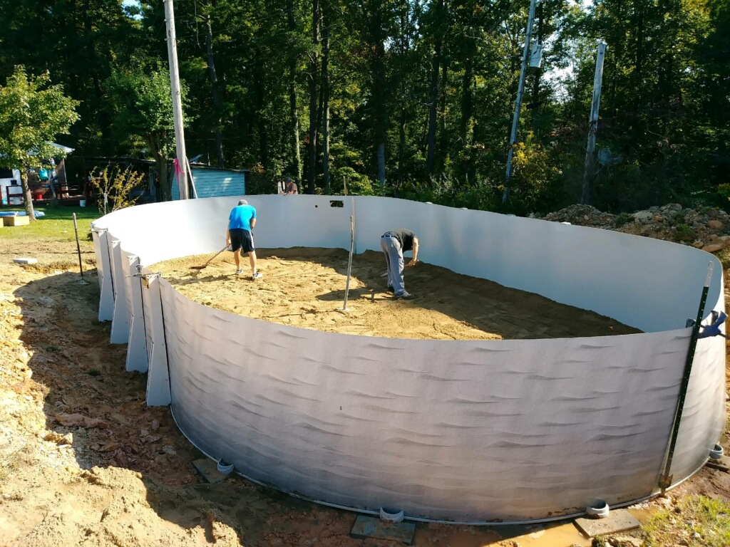 Professional Ground Pool Installation
