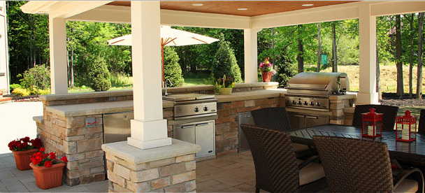 Create A Spectacular Outdoor Kitchen Or Bar So That Your Family And Guests Can Enjoy Luxury Living In The Beautiful Outdoors